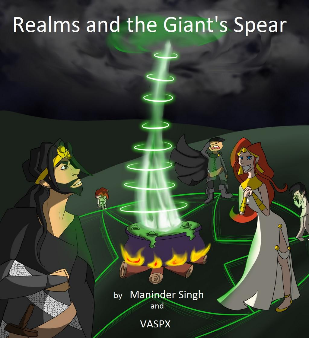 REALMS AND THE CURSE