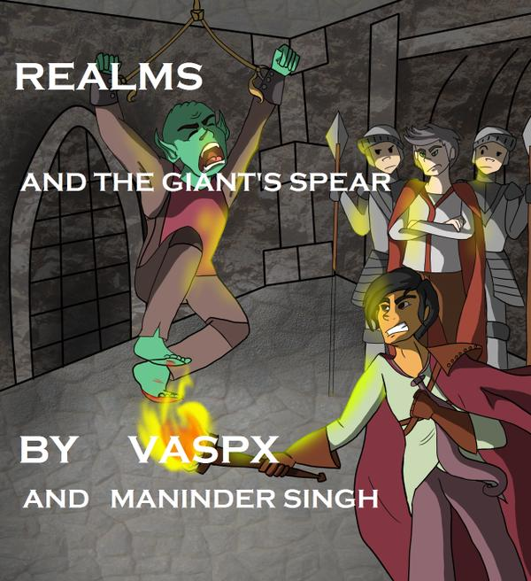 REALMS AND THE GIANT'S SPEAR